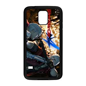 Devil May Cry 4 Samsung Galaxy S5 Cell Phone Case Black cover xx001-3038176