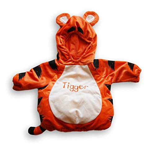 Disney Baby Winnie the Pooh Tigger Halloween Costume - 9/12 M
