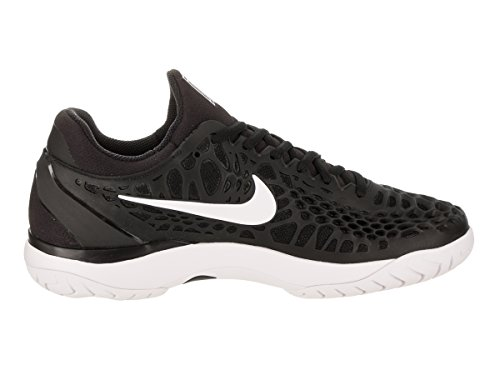 Shoes 3 Zoom Black Tennis Cage Mens White anthracite Nike ftz5wqXxPn