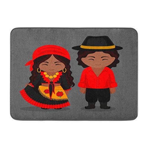 Gipsy Halloween Costumes - Semtomn 16