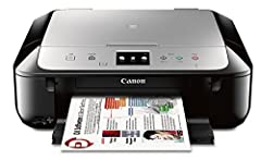 Wireless All-In-One Printer with Scanner and Copier: Mobile and Tablet Printing with Air print and Google Cloud Print compatible