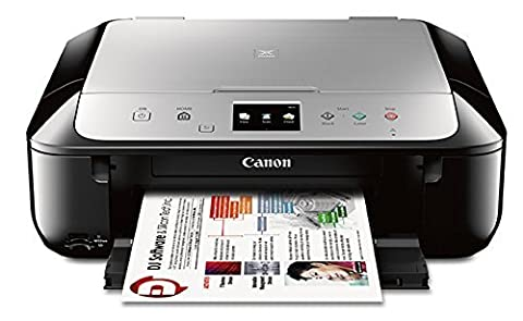 Canon MG6821 Wireless All-In-One Printer with Scanner and Copier: Mobile and Tablet Printing with Airprint and Google Cloud Print (Scanner Copy Printer)