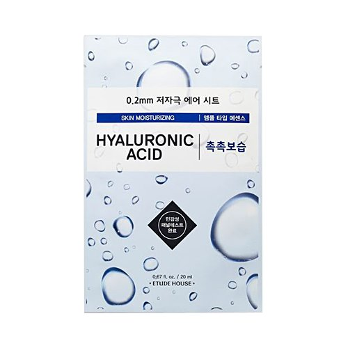 (3 Pack) Etude House 0.2mm Therapy Air Mask #Hyaluronic acid