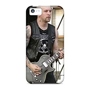 Iphone 5c CAN3471VvNj Customized Beautiful Mayhem Band Pictures Durable Cell-phone Hard Covers -AlainTanielian