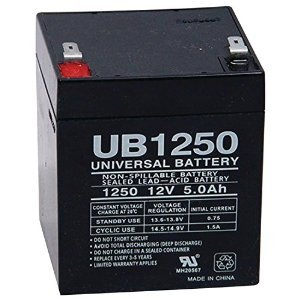 Amazon.com: UB1250 12V 5AH BRINKS SECURITY BOX REPLACEMENT