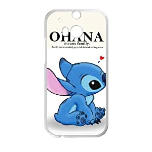 HTC One M8 Phone Case for Ohana pattern design