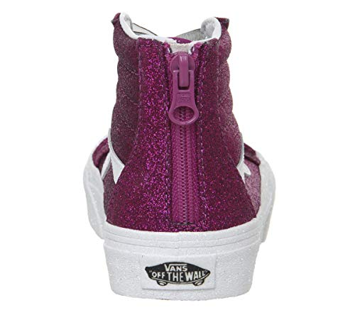Zip Glitter Uy Youth Aster hi Wild Sk8 Vans Trainers qwtxURngq