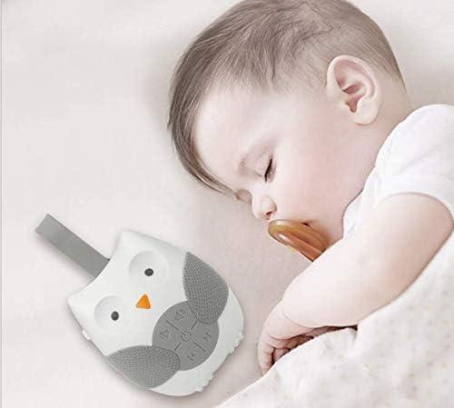 con temporizador de apagado autom/ático caja de m/úsica relajante para dormir reproductor de m/úsica de sonido blanco Mesita de noche para beb/é