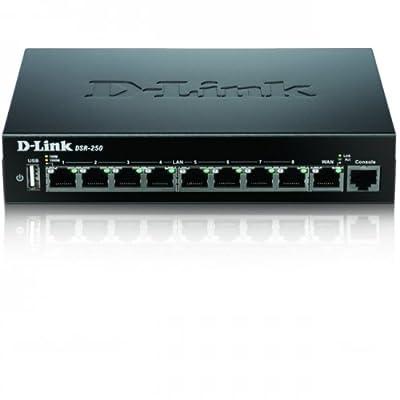 D-LINK Wired SSL VPN Router / DSR-250 /