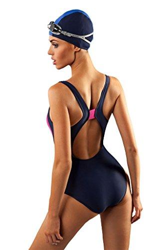 Amazoncom Women Swimming Costume One Piece Swimsuit Swimwear Sport