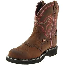 Justin Boots L9606, color corteza añejada