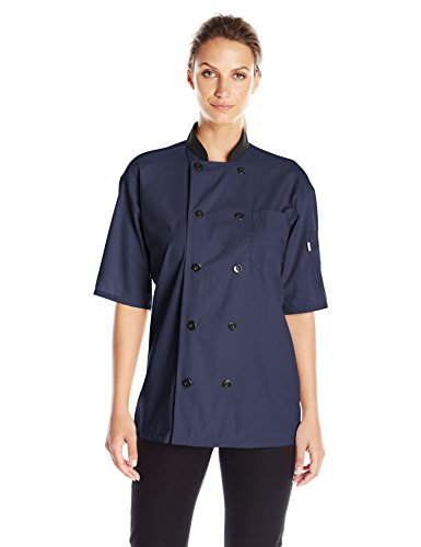 chef coats blue - 7