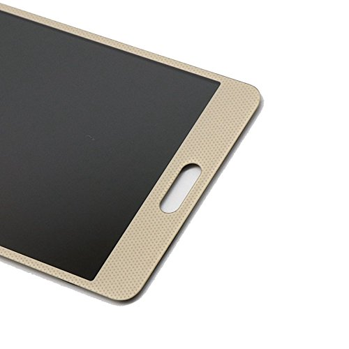 Skyline Chinese LCD Touch Screen Assembly Replacement For SAMSUNG GALAXY A5 2015 Display A500 A500F A500M A500FU Touch Screen Digitizer Assembly (gold, brightness adjustable)