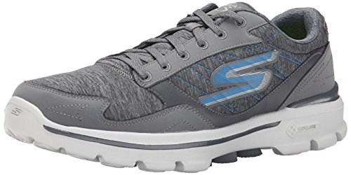 Skechers Go Walk 3 - Zapatillas Hombre Gris - gris (CCBL)