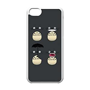 XOXOX Totoro Phone Case For Iphone 5C [Pattern-1]