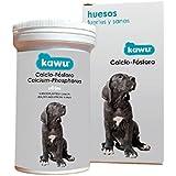 Kawu calcio y fosforo perros y gatos 100 comprimidos