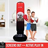 Inflatable Kids Punching Bag – Free Standing