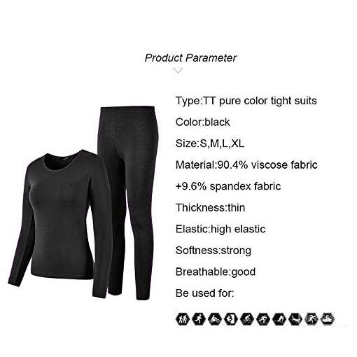 Womens Thermal Underwear Set Ultra Soft Top /& Bottom Winer Warm Long Johns
