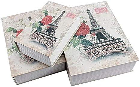 Pages de Papier R/éel Conception de Drapeau Britannique Kentop Coffre-Fort /à Livre Caisse /à Monnaie Camoufl/ée Coffre de S/écurit/é Tirelire Cach/ée