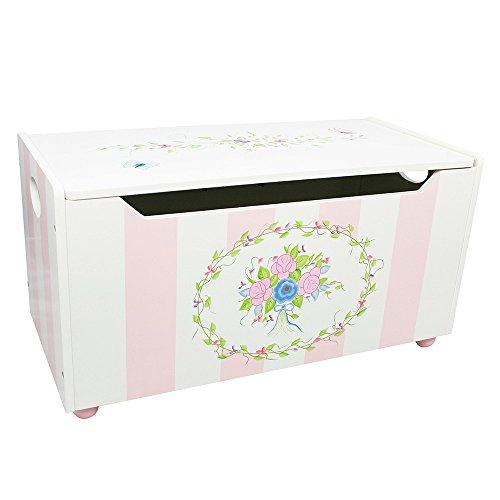 Cream Style Kids Bookcase - Svitlife Fantasy Fields - Bouquet Toy Chest Bouquet Toy Chest Fantasy Fields Kids Children S Girls Pink Flower Storage Box New Hand Carved
