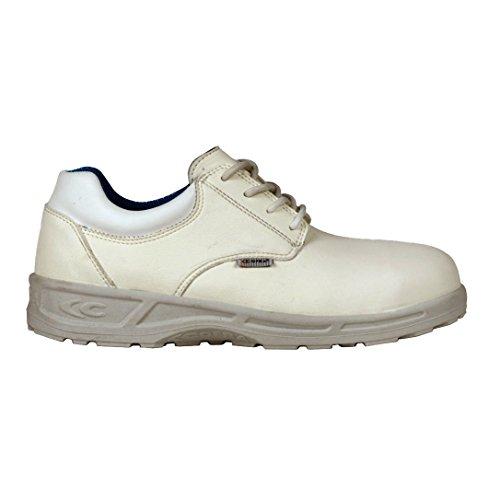 Cofra 76420–000.w39ospedale scarpe, Enea, S2SRC, taglia 5.5, bianco