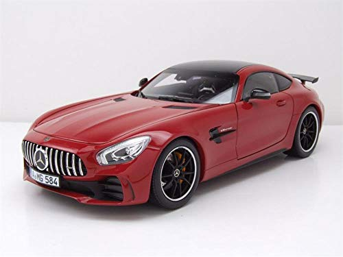 Norev 2018 Mercedes Benz AMG GT R Diecast Model in 1:18 Scale