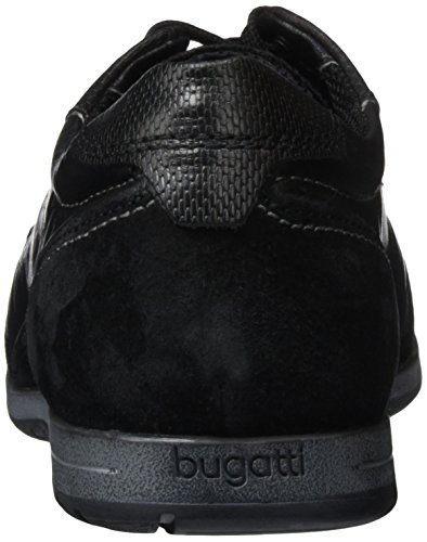 Bugatti Herren 312172011000 Low-Top Schwarz (schwarz 1000)