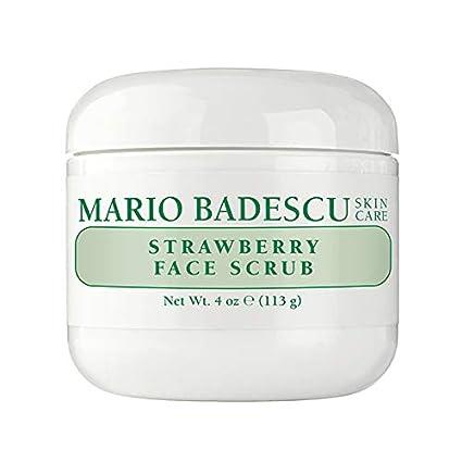 Mario Badescu Strawberry Face Scrub 4 Oz