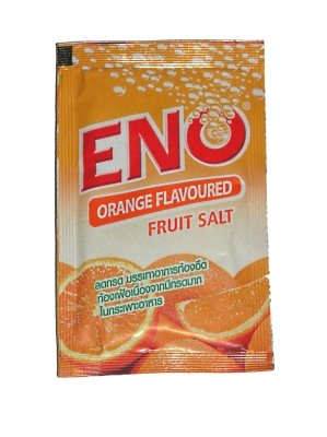 ENO Orange Flavoured 24 packages (0.15 oz. / package)