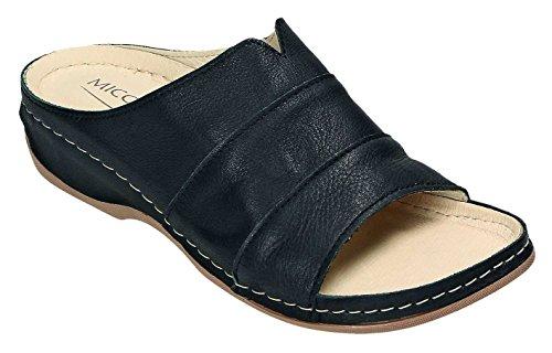 MICCOS Shoes Clogs, Pantoletten D.Pantolette Schwarz