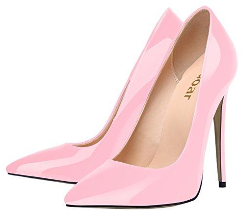 Guoar - Cerrado Mujer Rosa - Baby Pink