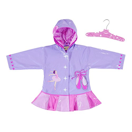 Kidorable Ballerina Rain Coat