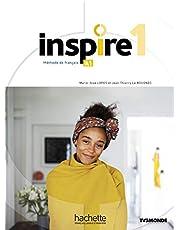 Inspire 1 : Livre de l'élève + audio/vidéo + Parcours digital: Méthode de FLE: Vol. 1