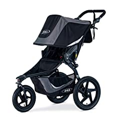 With the BOB Revolution Flex 3.0, you can say yes to any type of outing, whether prepping for a 10K or heading to the zoo. The Revolution Flex 3.0 is an ideal on and off road jogging stroller for outdoor enthusiasts and urbanites alike. Its s...