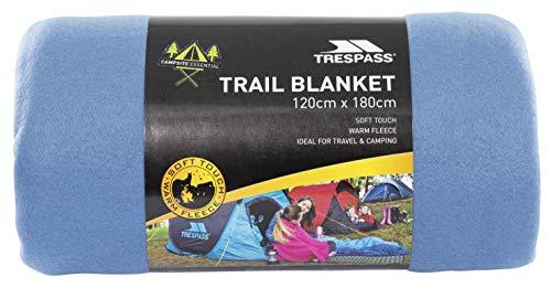 Trespass Snuggles Travel Blanket, 120 cm