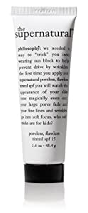 Philosophy Supernatural Poreless/Flawless Tinted Primer, SPF 15, 1.6 Ounce