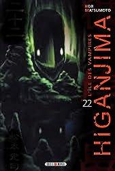 Higanjima L'île des Vampires T22