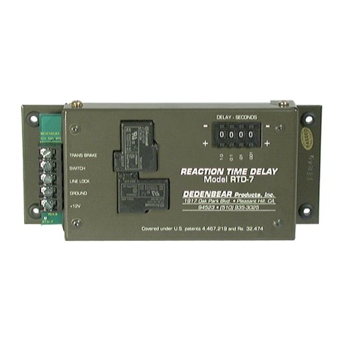 Dedenbear Products RTD7 Reaction Time Delay Box