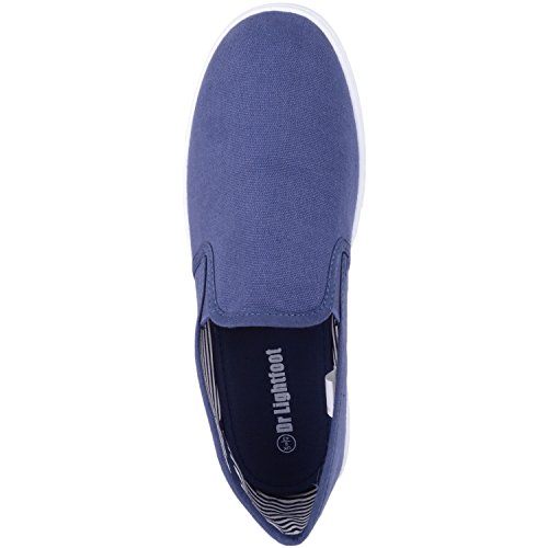 Absolute Mocassini Uomo Navy Footwear Absolute Footwear 08zSqx