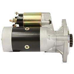 DB Electrical SHI0112 Starter for John Deere Excav