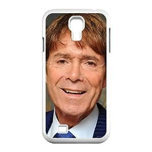 Sigj Cliff-Richard Samsung Galaxy S4 9500 Cell Phone Case White