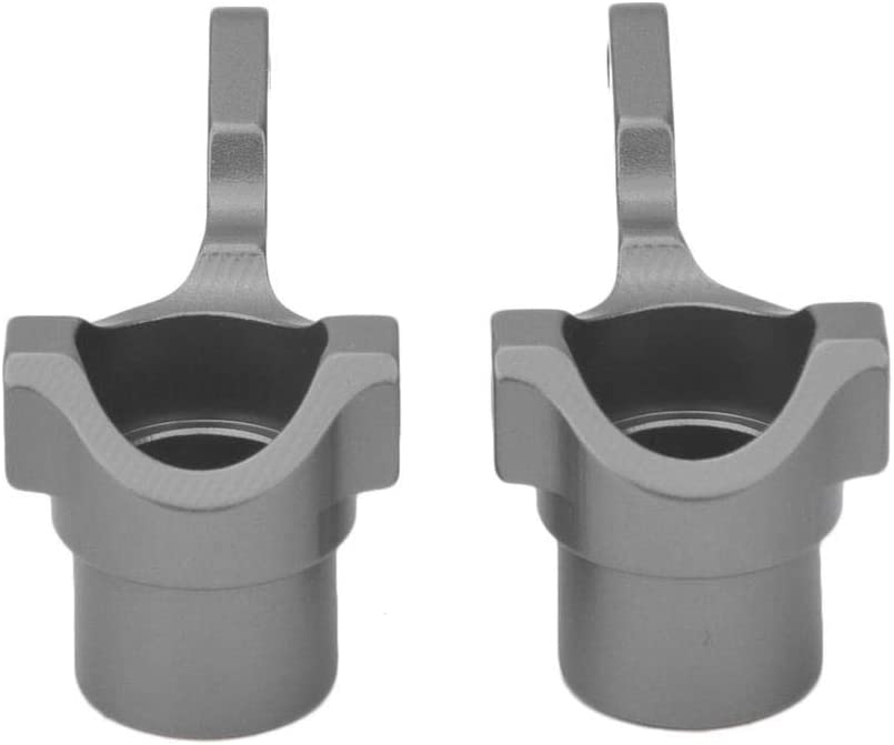 Vbest life 2 pcs Steering Cups,Aluminum Alloy Knuckle Arm Uprights Steering Cup L//R for KYOSHO 4WD Optima Maxima RC Car
