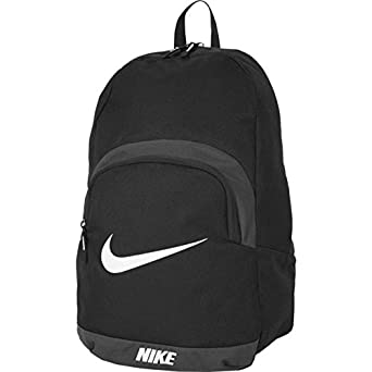 Nike Classic Sand Backpack Rucksack School Gym Work Black Bag Unisex   Amazon.co.uk  Clothing 4215f639cc03c
