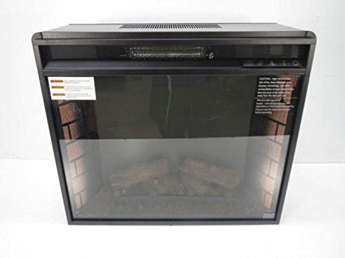 """SEI 23"""" Wide Electric Firebox Insert w/remote FA512300TX"""
