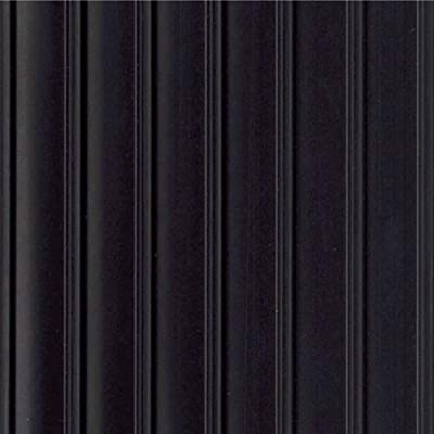 G-Floor Garage/Shop Floor Coverings - 7 1/2ft. x 20ft., Ribbed Design, Midnight Black, Model# GF720MB