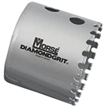 M. K. Morse DG20C Diamond Grit Hole Saw 1-1/4-Inch