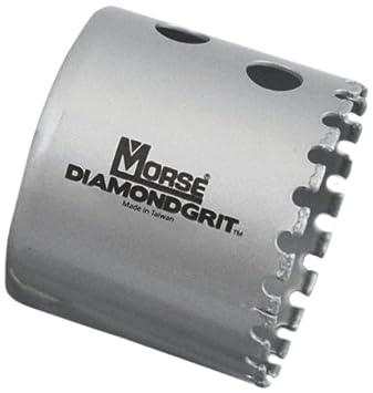 M K Morse Dg40c Diamond Grit Hole Saw  Inch