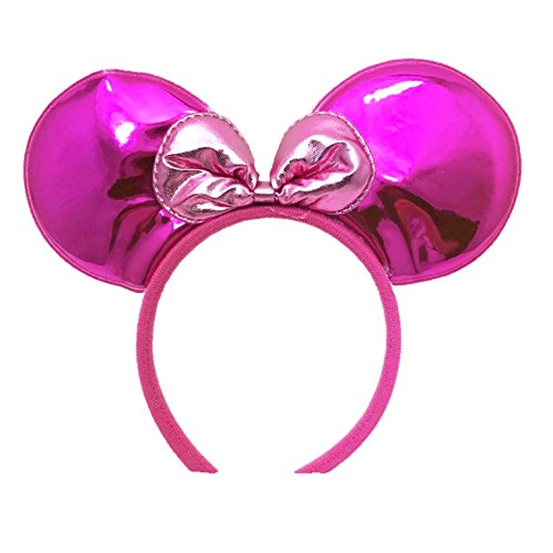 Mickey Mouse Minnie Mouse Ears Headband : M5 - Kpop Sunglasses