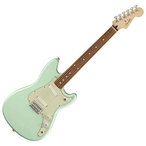 Fender Duo-Sonic - Surf Green with Pau Ferro ()