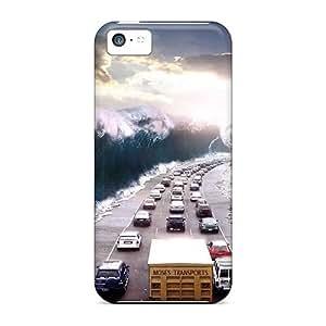 Iphone 5c Case Slim [ultra Fit] Potvynis Protective Case Cover